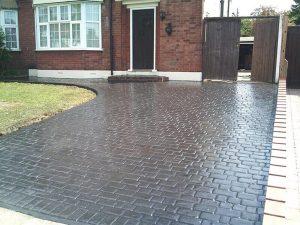 Pattern Imprint Concrete Services